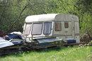 Derelict Caravan | 1/800 sec | f/7.1 | 120.0 mm | ISO 400