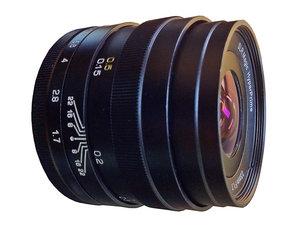 HyperPrime 23mm f/1.7