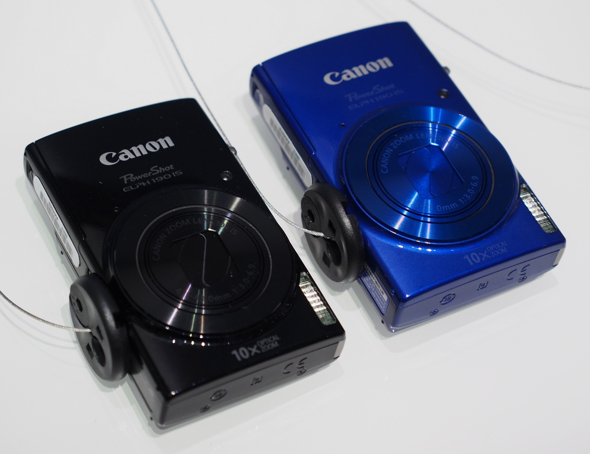 Hands On With The New Canon Ixus Compact Cameras Ephotozine