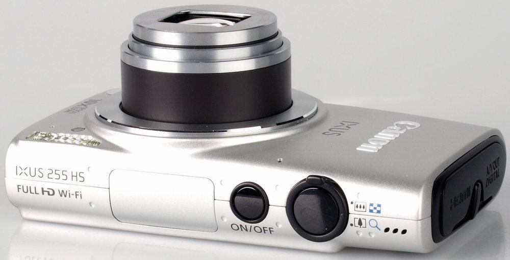 Canon IXUS 255 HS Images