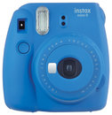 "Fujifilm Instax Mini 9 | <a target=""_blank"" href=""https://www.magezinepublishing.com/equipment/images/equipment/Instax-Mini-9-6843/highres/mini9_COBALT_BLUE_10jpg_1523953982.jpg"">High-Res</a>"