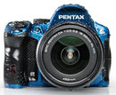 "Pentax K-30 Blue On White Front | <a target=""_blank"" href=""https://www.magezinepublishing.com/equipment/images/equipment/K30-4145/highres/pentaxK30blueonwhitefront_1337671783.jpg"">High-Res</a>"