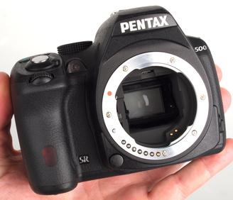 "Pentax K500 Hands On (2)<br /><a target=""_blank"" href=""https://www.magezinepublishing.com/equipment/images/equipment/K500-5192/highres/Pentax-K500-Hands-On-2_1371034240.jpg"">High-Res</a>"