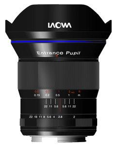 Laowa 15mm f/2.0