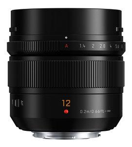 Leica DG Summilux 12mm f/1.4 ASPH