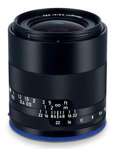 Loxia 21mm f/2.8