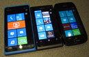 Nokia Lumia 900, 800, 710