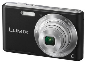 Lumix DMC-F5