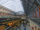 "St Pancras Station | 1/60 sec | f/3.3 | 4.3 mm | ISO 200 | <a target=""_blank"" href=""https://www.magezinepublishing.com/equipment/images/equipment/Lumix-TZ57-ZS37-5685/highres/Panasonic-Lumix-TZ57-St-Pancras-Station-P1000272_1422016460.jpg"">High-Res</a>"