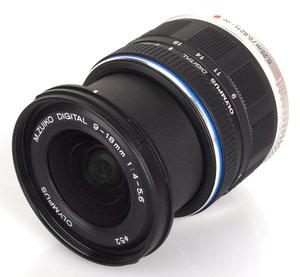 M. Zuiko Digital ED 9-18mm f/4.0-5.6
