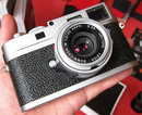 "Leica M9-P | <a target=""_blank"" href=""https://www.magezinepublishing.com/equipment/images/equipment/M9P-3500/highres/leicam9p_1311896092.jpg"">High-Res</a>"