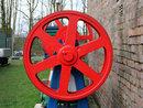 CA Red Gear Wheel   1/60 sec   f/7.1   25.0 mm   ISO 200