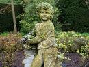 Olympus 12 45mm Garden Statue   1/200 sec   f/5.6   45.0 mm   ISO 400