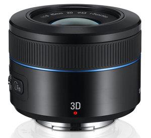 NX 45mm f/1.8 2D/3D