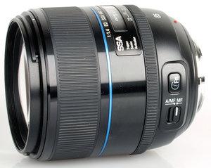 NX 85mm f/1.4 ED SSA