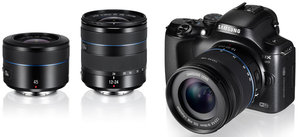 NX Lens 45mm f/1.8