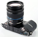 "Samsung NX200 | <a target=""_blank"" href=""https://www.magezinepublishing.com/equipment/images/equipment/NX200-3585/highres/samsungnx200top_1321537795.jpg"">High-Res</a>"