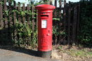 Postbox   1/160 sec   f/5.0   30.0 mm   ISO 100