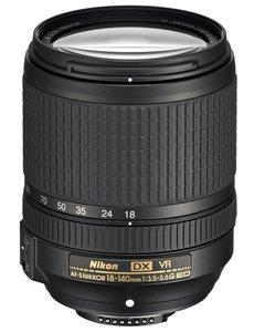 Nikkor AF-S DX 18-140mm f/3.5-5.6G ED VR