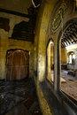 Derelict Chapel Interior | 1/4 sec | f/8.0 | 14.0 mm | ISO 6400