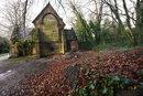 Derelict Chapel Rear View | 1/40 sec | f/8.0 | 14.0 mm | ISO 400