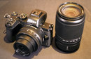 Nikon Z50 With 16 50 And 50 250mm