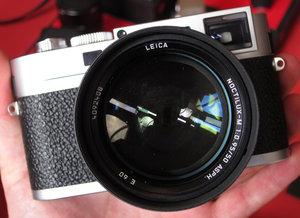 Noctilux-M f/0.95 50mm ASPH.