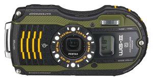 Optio WG-3 GPS