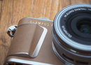 """Olympus PEN EPL9 Brown (1) 