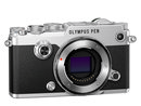 "Olympus PEN-F | <a target=""_blank"" href=""https://www.magezinepublishing.com/equipment/images/equipment/PENF-6009/highres/PEN_PEN-F_silver__Product_350jpg_1453728976.jpg"">High-Res</a>"