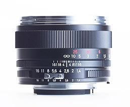 Planar T* 50mm f/1.4 ZF