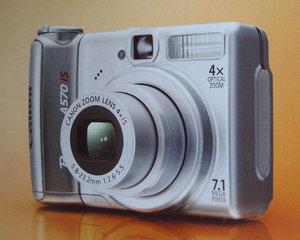 PowerShot A570 IS