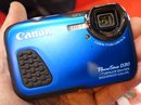 Canon Powershot D30 Blue (1) (Custom)