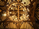 Candelabra And Ceiling Detail | 1 sec | 8.5 mm | ISO 400