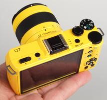 "Pentax Q7 Yellow (1)<br /><a target=""_blank"" href=""https://www.magezinepublishing.com/equipment/images/equipment/Q7-5193/highres/pentax-Q7-yellow-1_1371034195.jpg"">High-Res</a>"