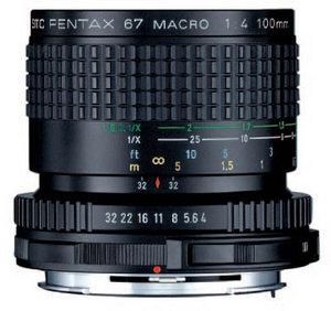 SMC 67 Macro 100mm f/4