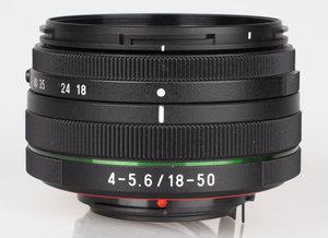 SMC Pentax-DA L 18-50mm f/4-5.6 DC WR RE