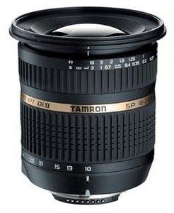 SP AF 10-24mm f/3.5-4.5 Di II LD Aspherical (IF)