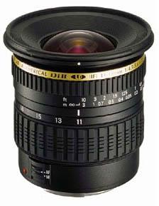 SP AF 11-18mm f/4.5-5.6 Di-II LD ASPHERICAL (IF)