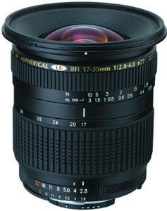 SP AF 17-35mm f/2.8-4 Di LD ASPHERICAL (IF)