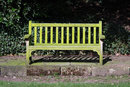The Green Bench | 1/500 sec | 135.0 mm | ISO 400