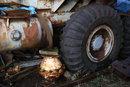 Derelict Vehicle | 1/50 sec | 50.0 mm | ISO 400