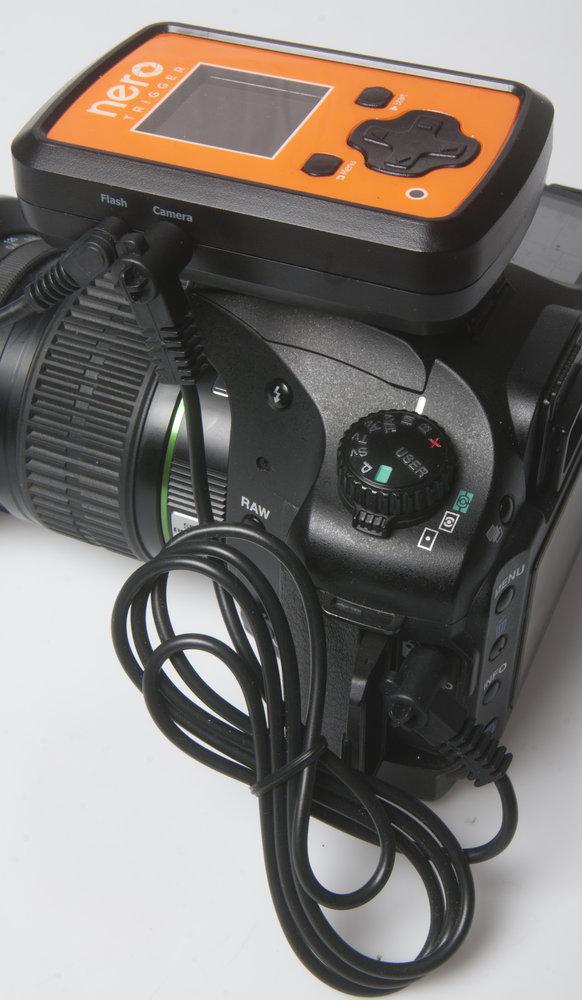 Nero Trigger Images