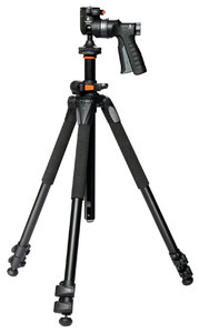 Vanguard Alta+ 263AGH Aluminium Tripod with GH-100 Ball Head