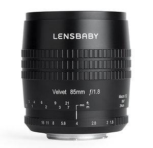 Velvet 85mm f/1.8