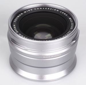 WCL-X100 Wide Conversion Lens