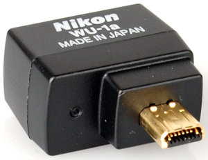 WU-1a Wireless Mobile Adapter
