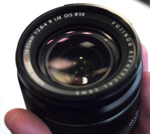 XF 18-55mm f/2.8-4 OIS
