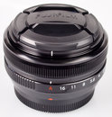 "Fujifilm X-pro 1 18mm Lens | <a target=""_blank"" href=""https://www.magezinepublishing.com/equipment/images/equipment/XPro1-3741/highres/fujifilmxpro118mmlens2_1330964811.jpg"">High-Res</a>"