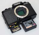 Fujifilm X T100 Black (7)